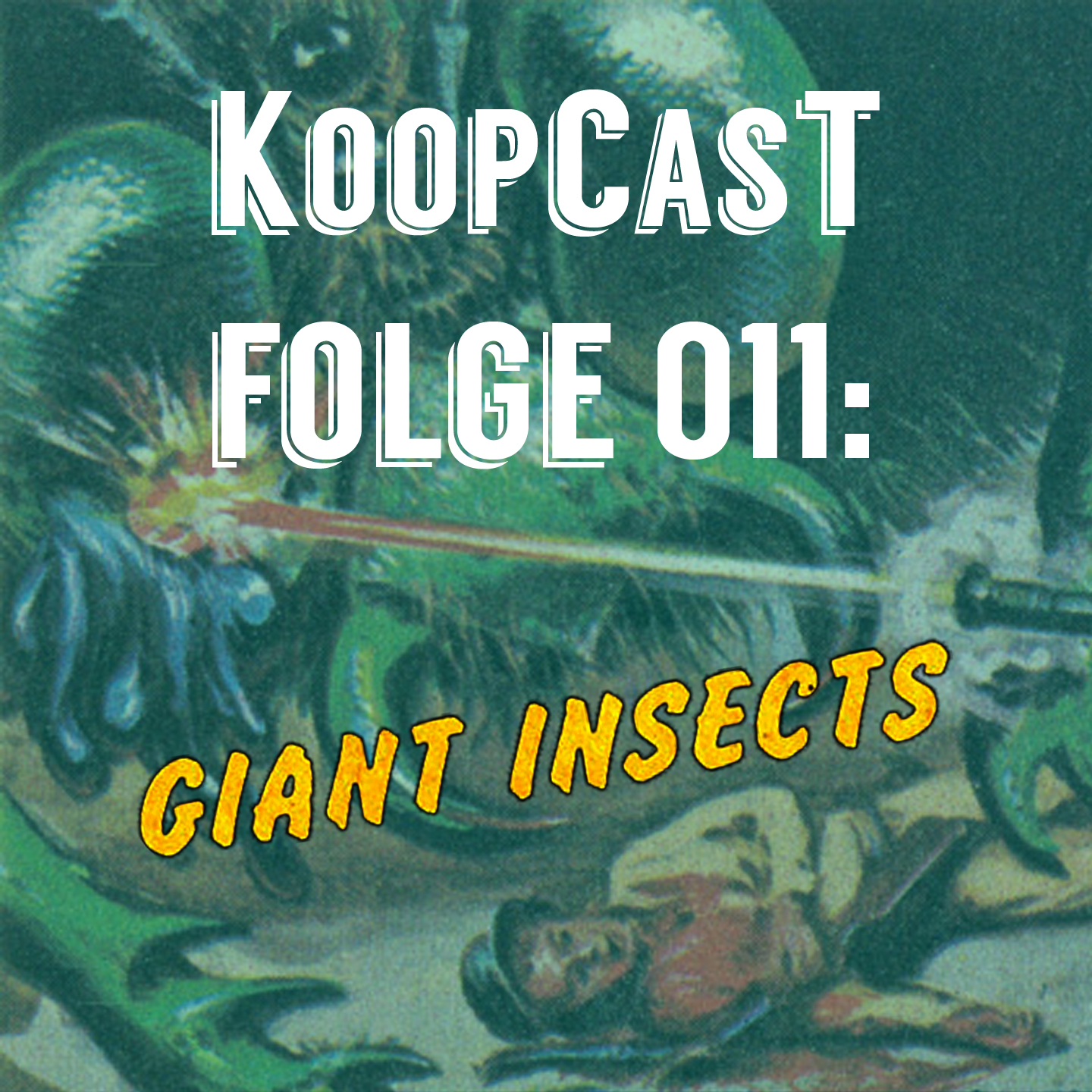 Cover von Folge 011: Giant Insects