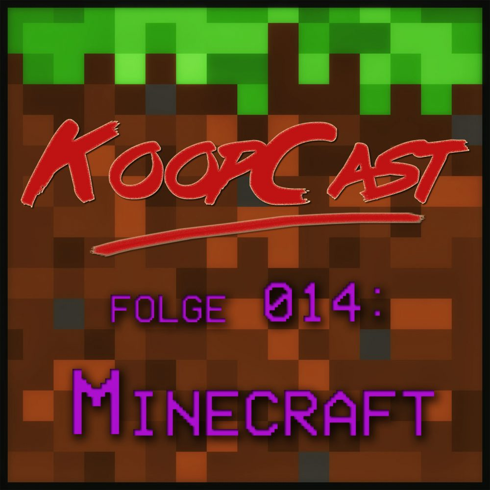 Cover zu Folge 014: Minecraft